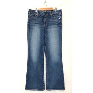 American Eagle Size 14 Favorite Boyfriend Jeans